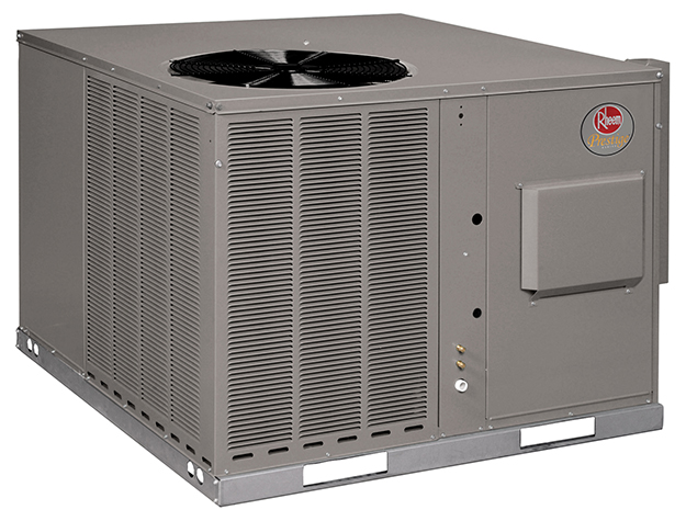 Gas Packaged Combo Rheem